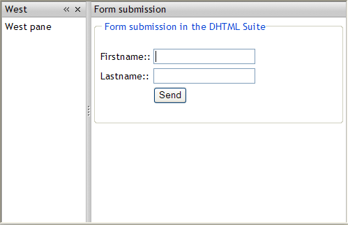 DHTML Suite For Applications