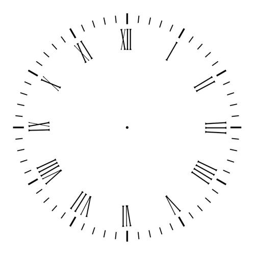 HTML Canvas - Clock tutorial